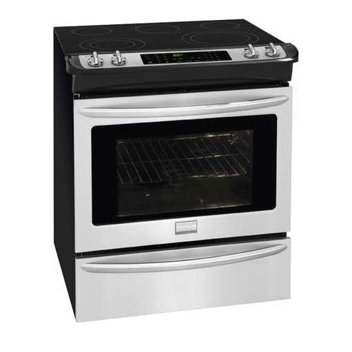 Frigidaire Gallery 30'' Slide-In Electric Range (Stainles...