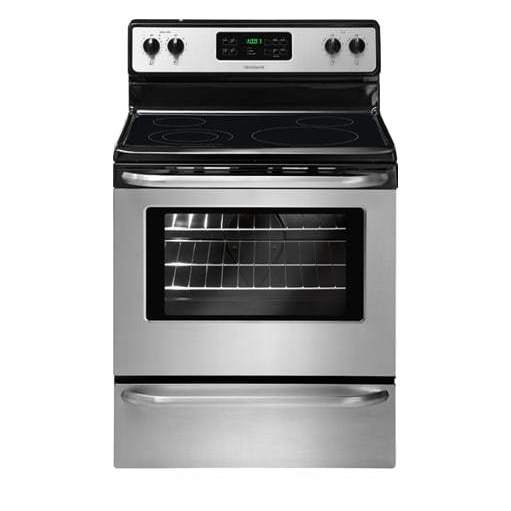 Frigidaire 30'' Freestanding Electric Range (Stainless St...