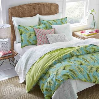 Nine Palms Palm Cove Duvet Cover Set