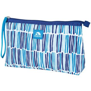 IGLOO LUNCH CLUTCH STRIPES REIMAGINED
