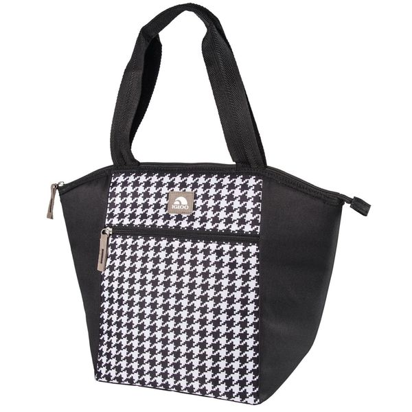 Igloo Essential Tote Classic Houndstooth