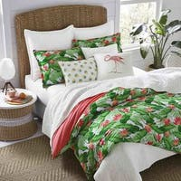 Nine Palms Del Carmen Duvet Cover set
