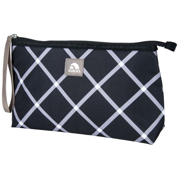 Igloo Lunch Clutch Classic Plaid