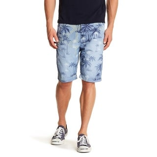 Men's Modern Fit Printed Short