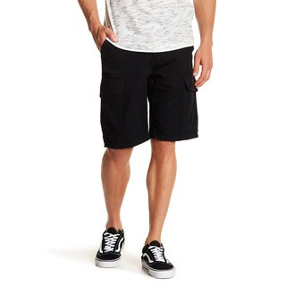 Solid Cargo Men's Modern Fit Short