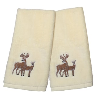 Majestic Deer Hand Towel Set