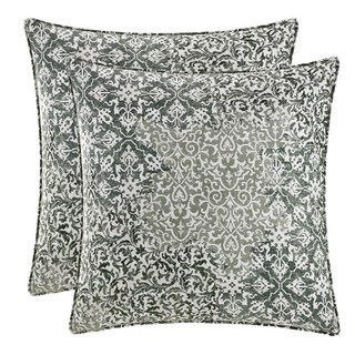 Stone Cottage Abingdon Green European Sham Set