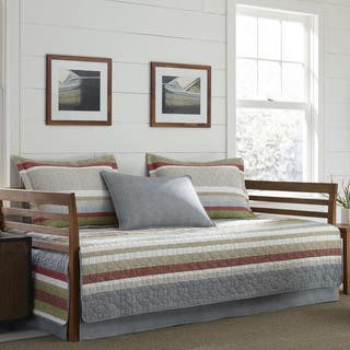 Eddie Bauer Salmon Ladder Daybed Cover Set|https://ak1.ostkcdn.com/images/products/16694733/P23012468.jpg?impolicy=medium