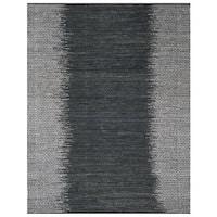 Safavieh Vintage Leather HandWoven Modern Geometric Light Grey/ Charcoal Area Rug - 6' x 9'