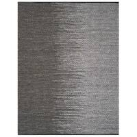 Safavieh Vintage Leather HandWoven Modern Geometric Light Grey/ Grey Area Rug - 8' x 10'