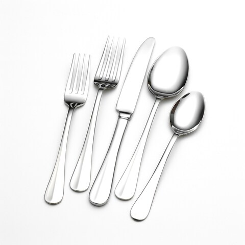 Towle Living Hartford Stainless Steel 101-piece Flatware Set