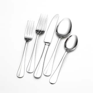 Towle Living Hartford Stainless Steel 101-piece Flatware Set|https://ak1.ostkcdn.com/images/products/16695002/P23012740.jpg?impolicy=medium