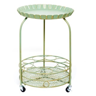 Old Dutch Pop! Wine Serving Cart