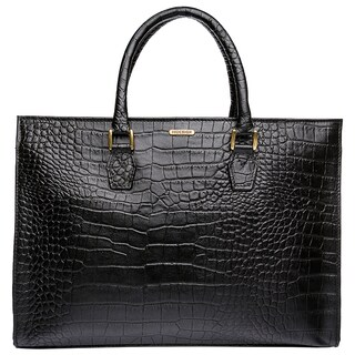 Kester Elegant Leather Work Handbag