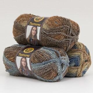 Lion Brand Yarn Textures Desert Sands 931-207 3 Pack Fashion Yarn