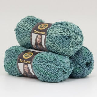 Lion Brand Yarn Textures Enchanted Forest 931-202 3 Pack Fashion Yarn