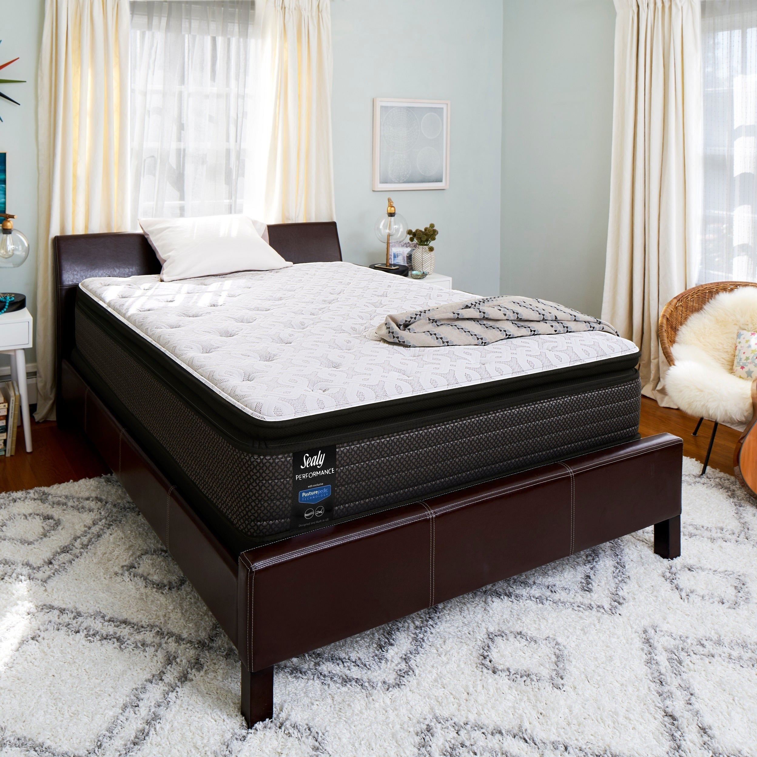 Full Size Sealy Mattresses Shop Online At Overstock