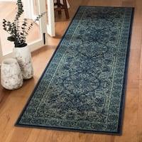 Safavieh Paradise Wool Vintage Oriental Blue/ Multi Runner Rug (2'2 x 8')