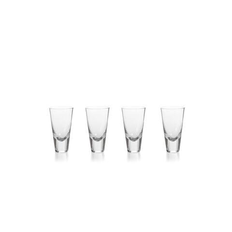 """""""Anatole"""" 6.5"""" Tall Drinking Glass (Set of 4)"""