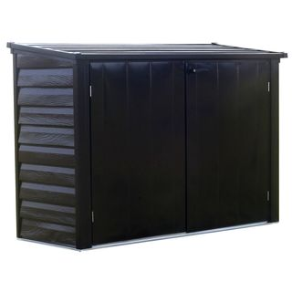 Versa-Shed Locking Horizontal Storage Shelter