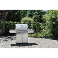 Napoleon Prestige PRO™ 500 with Infrared Rear and Side Burners Natural Gas Grill