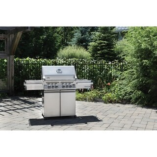 Napoleon Prestige PRO 500 with Infrared Rear and Side Burners Natural Gas Grill