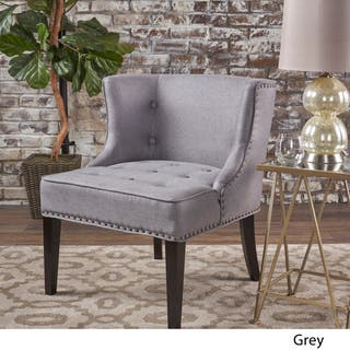 Wingback Chairs, Grey Living Room Chairs For Less | Overstock