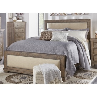 Willow Complete Upholstered Bed