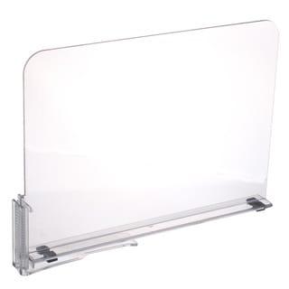 Ybmhome Acrylic Shelf Dividers, Set Of 2