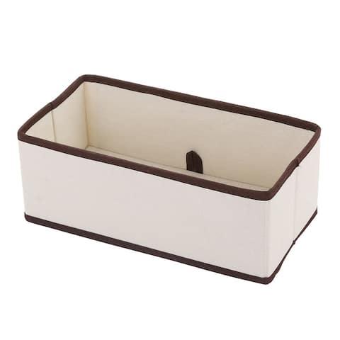 Ybm Home Fabric Basket containers Bin Medium