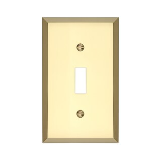 Maykke Graham Single Light Switch Cover