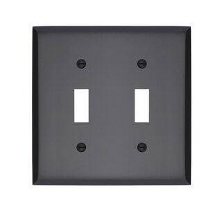 Maykke Graham Double Light Switch Cover