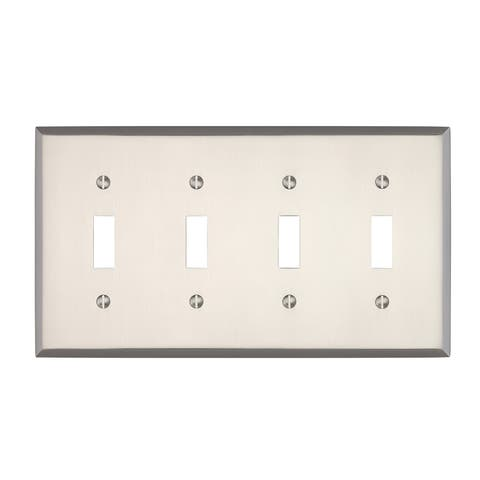 Maykke Graham Quad Light Switch Cover