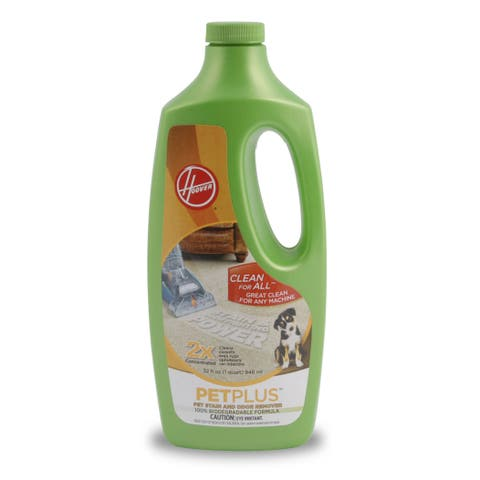 Hoover AH30325 2X PetPlus Pet Stain & Odor Remover, 32 oz.