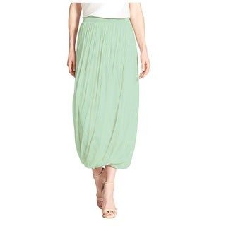 Elie Tahari Green Chiffon Maxi Skirt|https://ak1.ostkcdn.com/images/products/16696627/P23014196.jpg?_ostk_perf_=percv&impolicy=medium