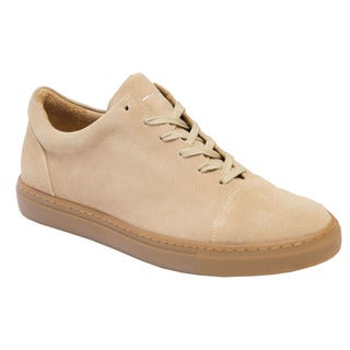 Nights With AH73 Men's Beige Low-top Fashion Sneakers