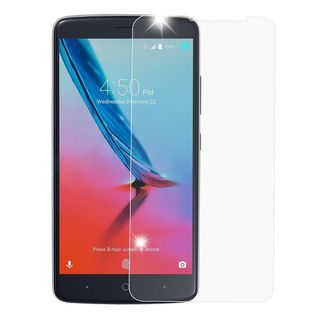 Insten Tempered Glass LCD Screen Protector Film Cover For ZTE Blade Max 3/ Max XL N9520
