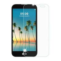 Insten Clear Tempered Glass LCD Screen Protector Film Cover For LG K3 (2017)