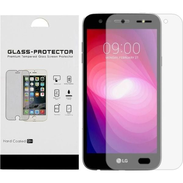 Insten Tempered Glass LCD Screen Protector Film Cover For LG Fiesta LTE/ K10 Power/