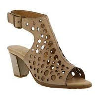 Women's L'Artiste by Spring Step Dova Sandal Beige Leather