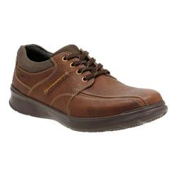 Men's Clarks Cotrell Walk Bicycle Toe Shoe Tobacco Leather (More options available)