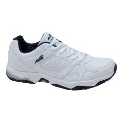 Men's Avia Avi-Rival Cross Training Shoe White/Navy/Silver