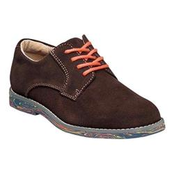 Boys' Florsheim Kearny Jr. II Buck Brown Suede