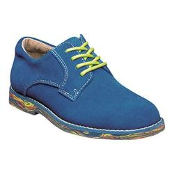 Boys' Florsheim Kearny Jr. II Buck Electric Blue Suede