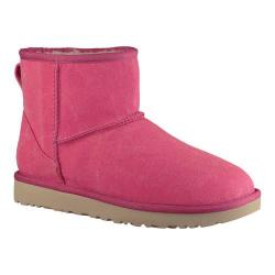 Women's UGG Classic Mini II Canvas Pink Azalea Canvas