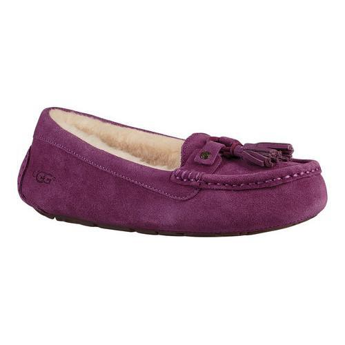 19b205d031a Women's UGG Litney Slipper Purple Passion Suede