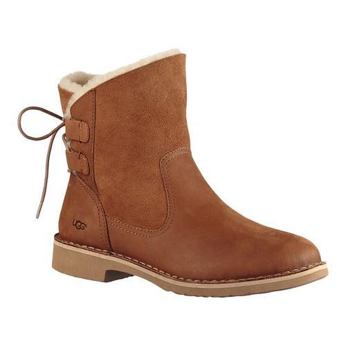 9e6f7c1153a Women's UGG Naiyah Ankle Boot Chestnut