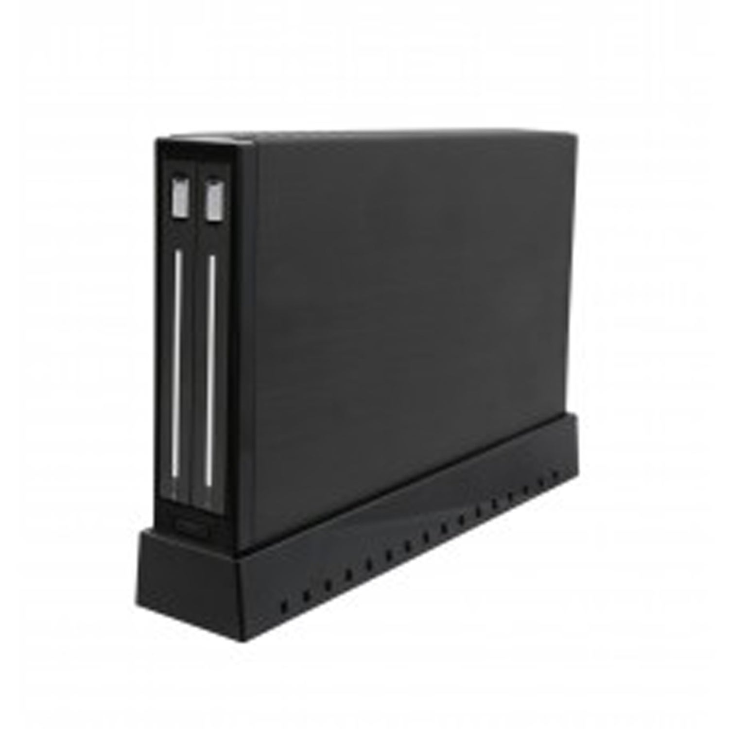 SYBA Multimedia DAS Array - 2 x HDD Supported - 2 x SSD Supported