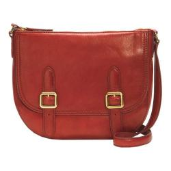Women's Frye Claude Crossbody Red