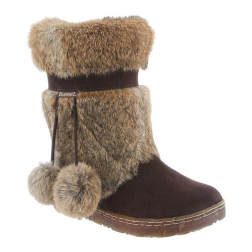 Women's Bearpaw Tama II Solids Mid Calf Boot Chocolate (B...